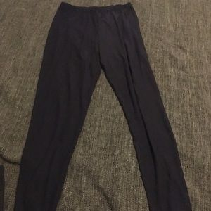Pants - Dark blue leggings